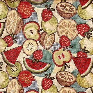 Ткань FRUITS BEIGE